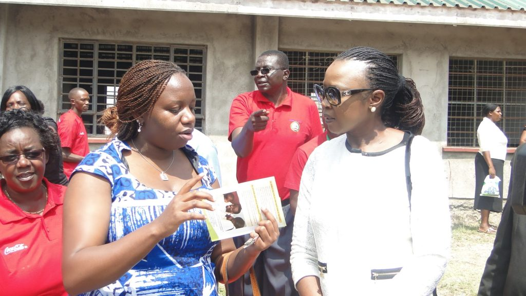 RP and Mrs. Kidero